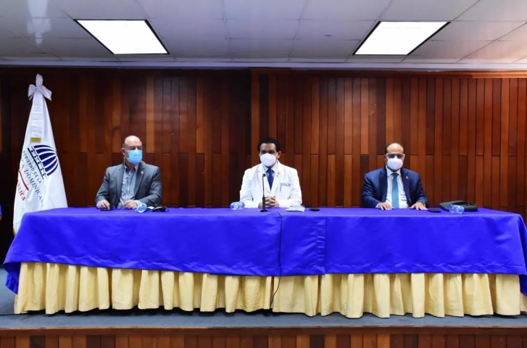 多米尼加:中国疫苗保护率不容置疑!