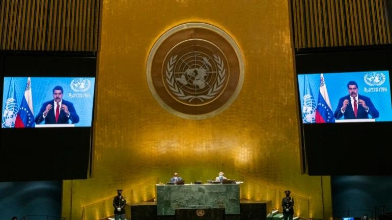 马杜罗呼吁建立无殖民主义、种族主义、霸权主义的新世界